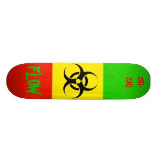 Flow-ZIG-ZAG Skateboard Deck