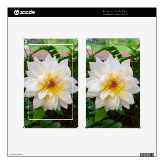 flower17 skin for kindle fire