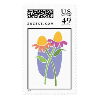 flower2 postage