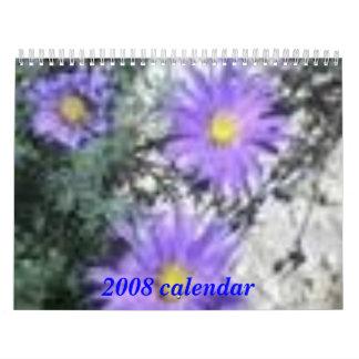 flower5, 2008 calendar