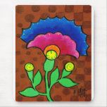 Flower7 Mouse Pad