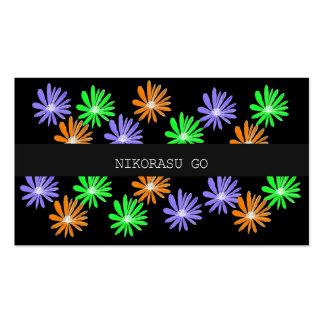 FLOWER ビジネスカード