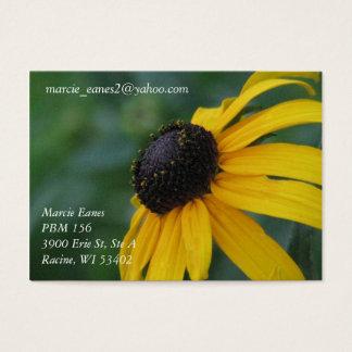 Flower 005 business card