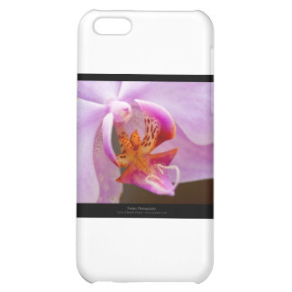 Flower 034 Pink orchid Case For iPhone 5C
