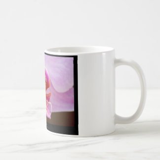 Flower 034 Pink orchid Coffee Mugs