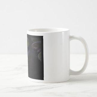 Flower 055 White Water Lily Coffee Mug