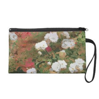 FLOWER 102 - Bagette Bag Wristlet