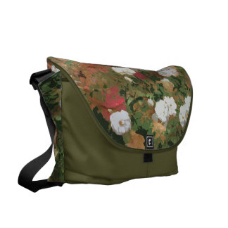 FLOWER 102 - Messenger Bag