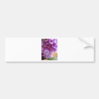 Flower 1 bumper sticker