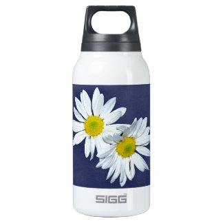 Flower 1 insulated water bottle