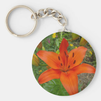 Flower 1 key chains