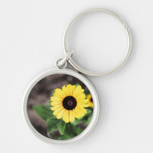 Flower 1 keychain