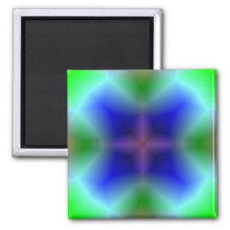 flower 1 pattern fridge magnets