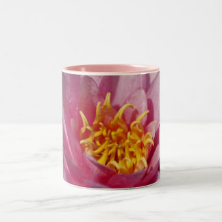 Flower  1 Two-Tone coffee mug