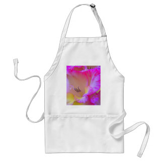 flower 2 adult apron