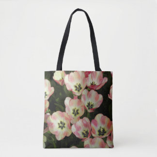 Flower 2-sided All-Over-Print Tote Bag