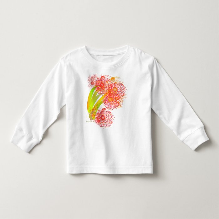 Flower 2 toddler t-shirt