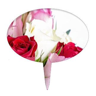 flower-316621 flower flowers rose love red pink ro cake topper