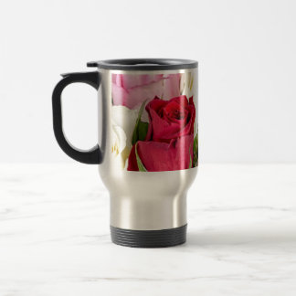flower-316621 flower flowers rose love red pink ro mug