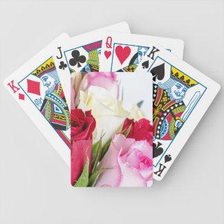 flower-316621 flower flowers rose love red pink ro bicycle card decks