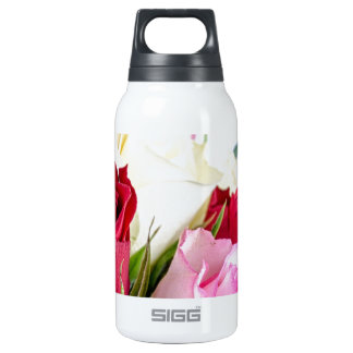 flower-316621 flower flowers rose love red pink ro SIGG thermo 0.3L insulated bottle