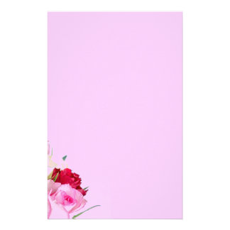 flower-316621 flower flowers rose love red pink ro personalized stationery