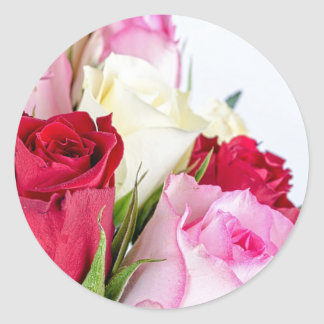 flower-316621 flower flowers rose love red pink ro round stickers