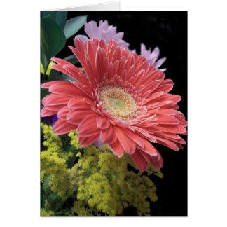 Flower 34 Card