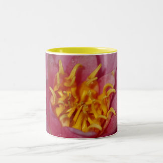 Flower  3 Two-Tone coffee mug