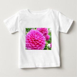 Flower 51A Dahlia Pink Magenta Baby T-Shirt