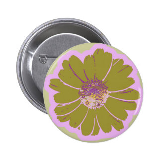 Flower #603 Logo Pins