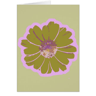 Flower #603 Logo Card