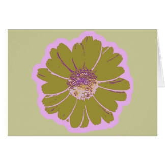 Flower #603 Logo Card