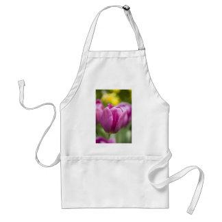flower-8 delantal