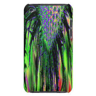 Flower Abstract Barely There iPod Cover