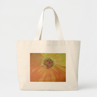 Flower Abstract Tote Bags