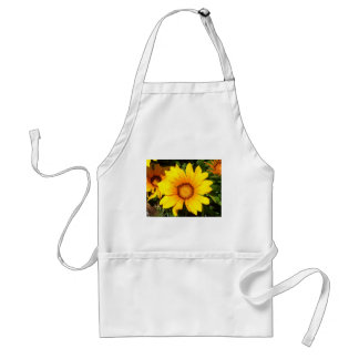Flower Adult Apron