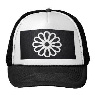 Flower Aligns Graphic Trucker Hat