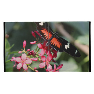 Flower and Butterfly 2 mf iPad Cases