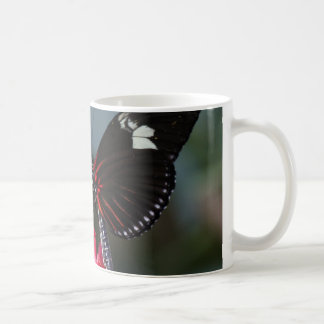 Flower and Butterfly mf Coffee Mug