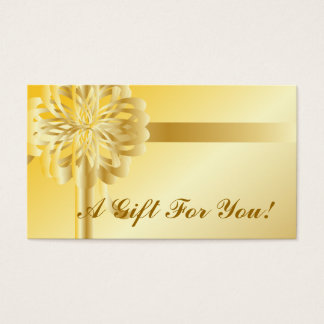Flower And Gift Shop Card...-Customize Business Card