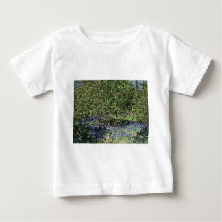 Flower and Nature Landscape Baby T-Shirt