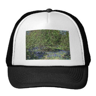 Flower and Nature Landscape Trucker Hat