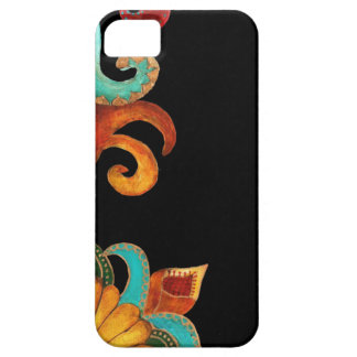 Flower and Swirls iPhone 5 Covers