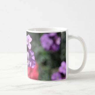 Flower and the Bee Mugs