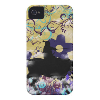 Flower and warrior iPhone 4 covers