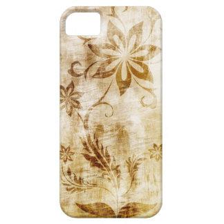 Flower antique decor iPhone SE/5/5s case