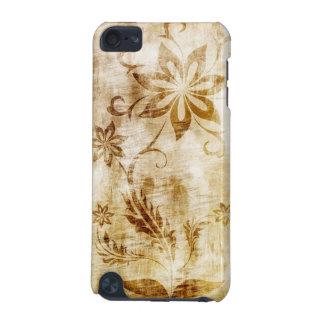 Flower antique decor iPod touch (5th generation) case