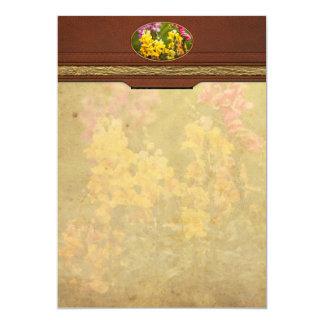 Flower - Antirrhinum - Grace Card