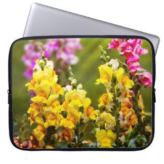 Flower - Antirrhinum - Grace Laptop Computer Sleeve